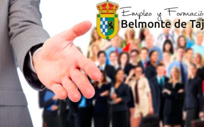 BASES DE SELECCIÓN PARA PROGRAMAS DE EMPLEO EN BELMONTE DE TAJO