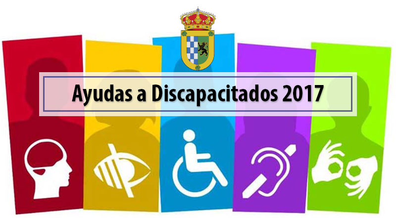 Ayudas Para Discapacitados 2017