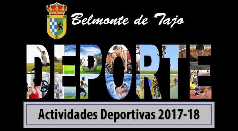 Actividades Deportivas Niños y Adultos 2017-18