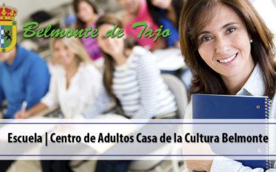 Centro de Adultos Casa de la Cultura