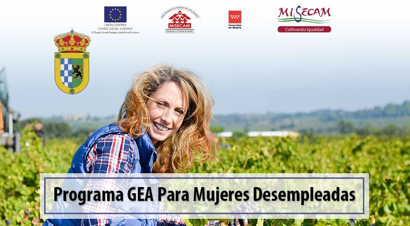 Programa Social y Laboral de Mujeres Desempleadas
