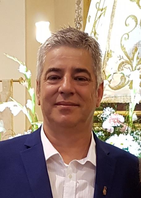 Amador Salinas, alcalde de Belmonte de Tajo