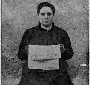 """Nacida el 4 de Junio de 1862 en Sabadell, fallecida el 11 de Abril de 1931 en Barcelona. Cofundadora de un grupo anarquista, fundadora de la revista """"El Productor"""" y autora de varios escritos reivindicativos en cuanto a la figura de la mujer."""